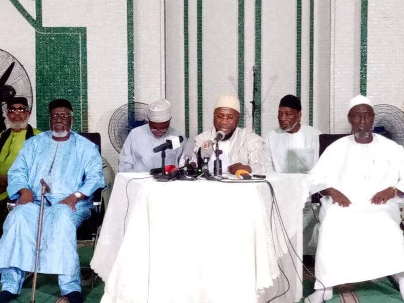 Après deux jours de conclaves les Imams de Côte d'Ivoire ont arrêté des mesures strictes dans le cadre de la lutte contre le COVID-19 (DR)