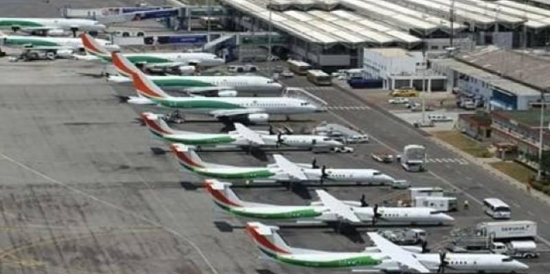 La Sodexam présente ses excuses aux usagers de l'aéroport d'Abidjan. (Dr)