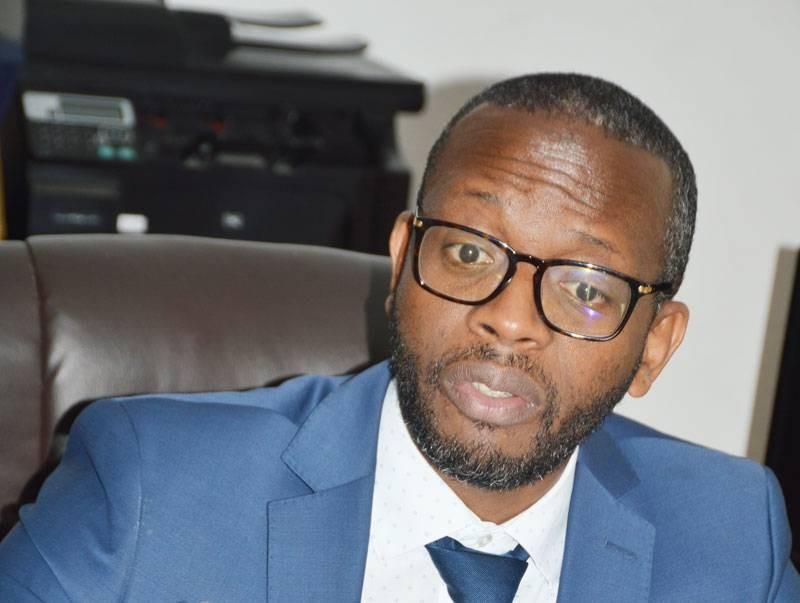 Dr Méité Djoussoufou, directeur général du Centre hospitalier universitaire (Chu) de Cocody. (Julien Monsan)