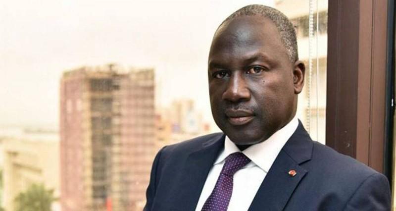 L'ex-ministre Adama Bictogo