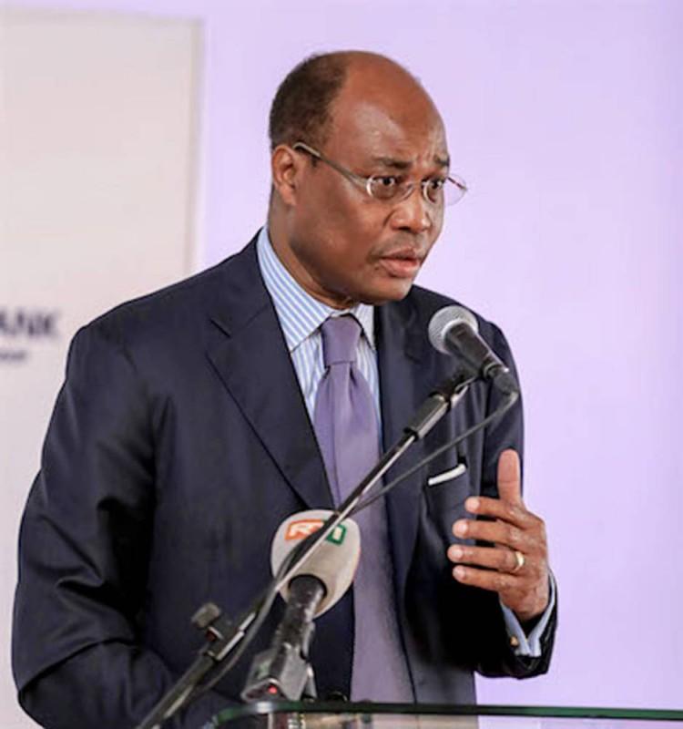 Christian Agossa, directeur général de la Crrh