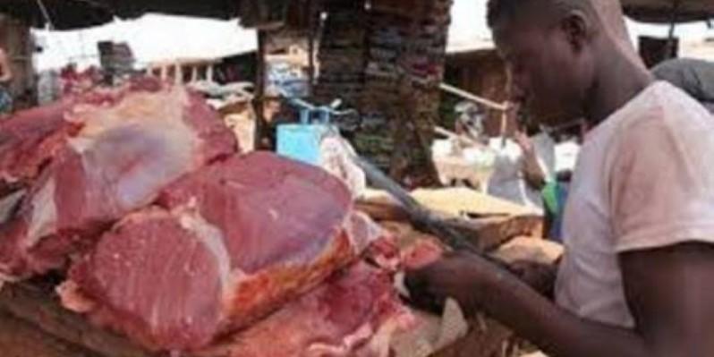 Les commerçants invités au respect du prix du kilogramme de viande sur les marchés. (DR)
