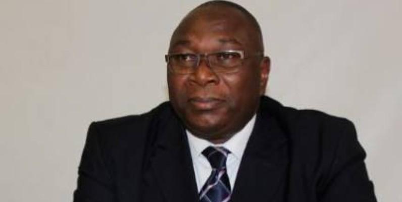 Alhouceine Sylla, président de l'Association des professionnels des ressources humaines de Côte d'Ivoire. (DR)