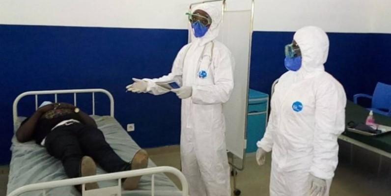 ATengrela, le corps médical se prépare à affronter le Coronavirus. (AIP)
