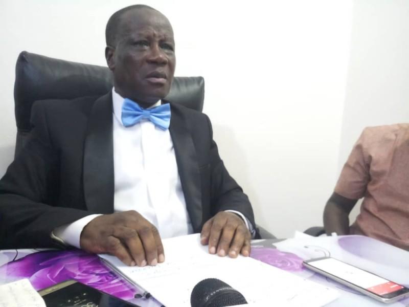 Le député de Ouragahio-Bayota, Abel Djohoré, s'est prononcé sur la démission de Marcel Amon-Tanoh. (DR)
