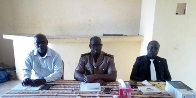 La cellule civilo-militaire est chargée de restaurer la confiance entre les forces de l'ordre et la population. (DR)