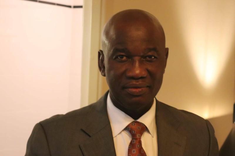 Diomandé Mamadou, président de Fenitourci. (DR)
