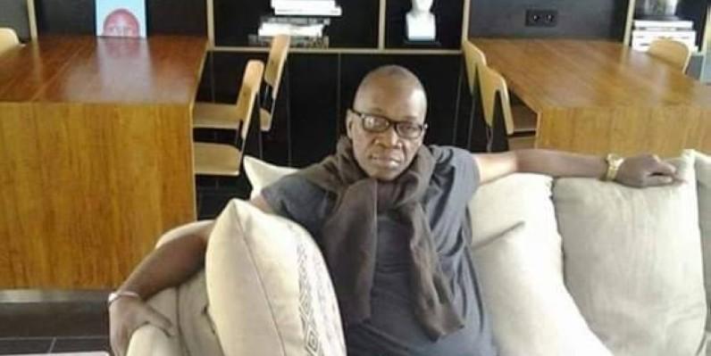Aboubacar Dosso, vice-président chargé de l'administration et de l'organisation à l'Africa Sports. (DR)