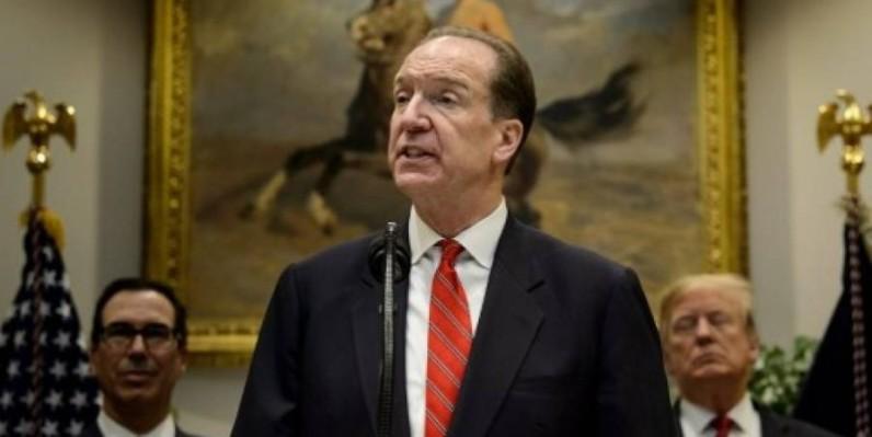Le président de la Banque mondiale appelle le G20 à soutenir les pays les plus pauvres. (DR)