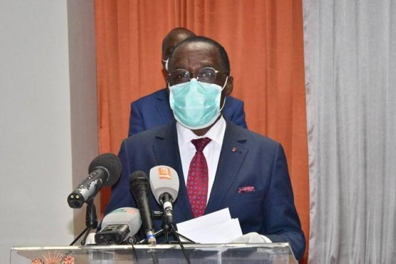 Le ministre de la Santé et de l'Hygiène Publique (DR)
