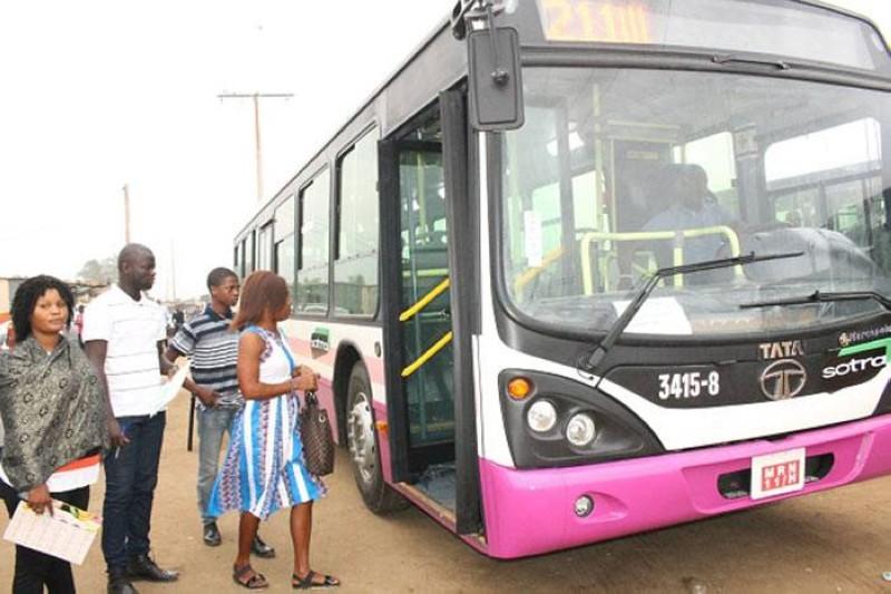 Bus Express Sotra