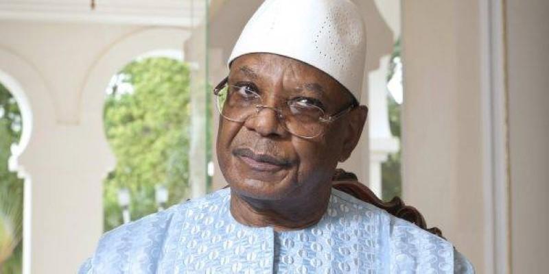 Le Président malien prend des décisions de protection après des cas déclarés dans son pays. (DR)