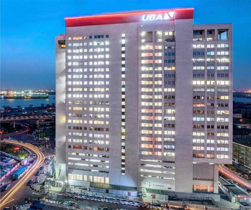 Image du siège de UBA (DR)