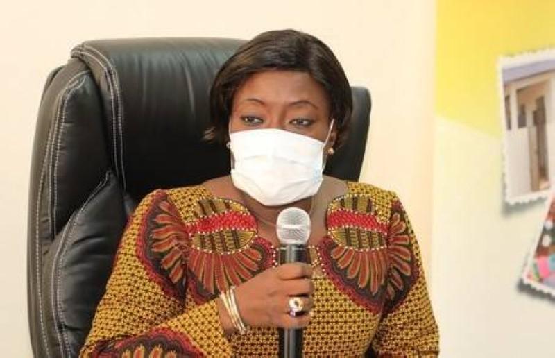 Professeur Mariatou Koné, ministre en charge de la solidarité (DR)