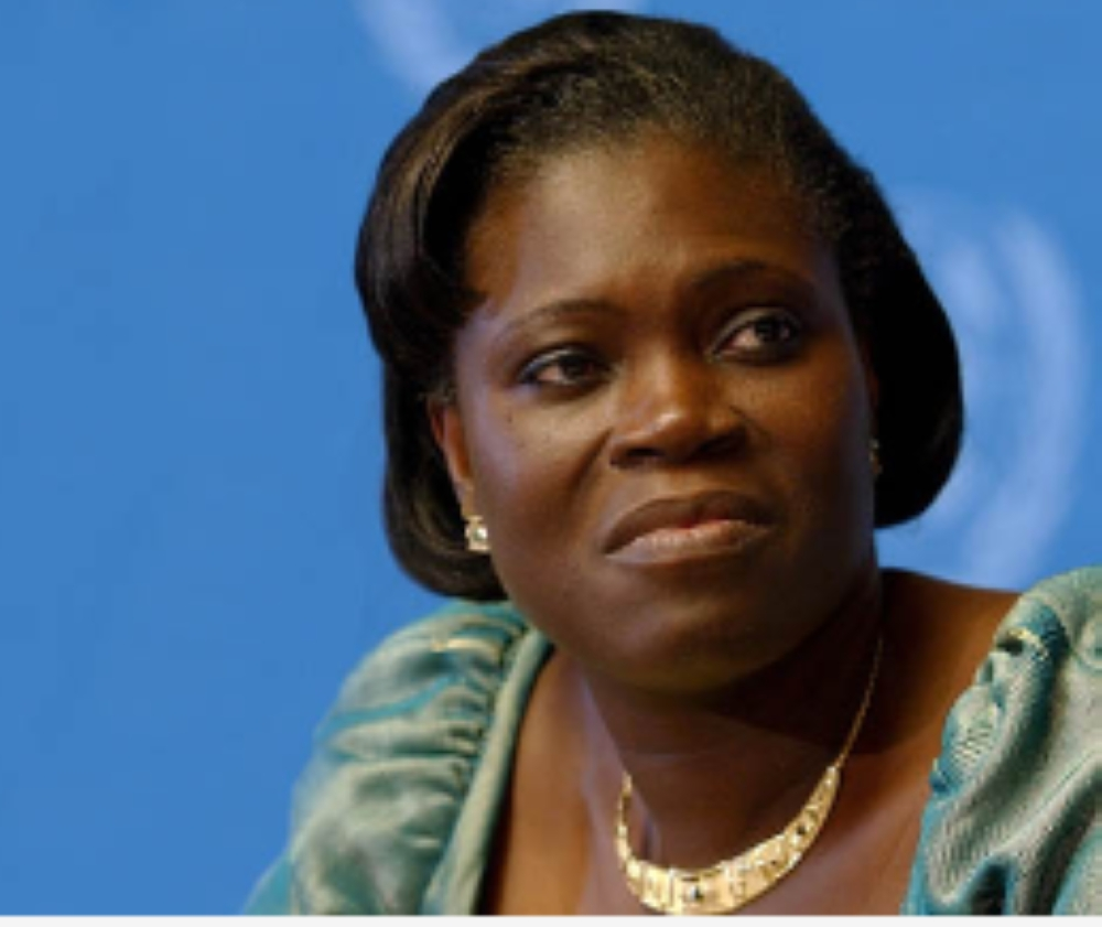 Mme Simone Gbagbo, ex-Première dame. (DR)
