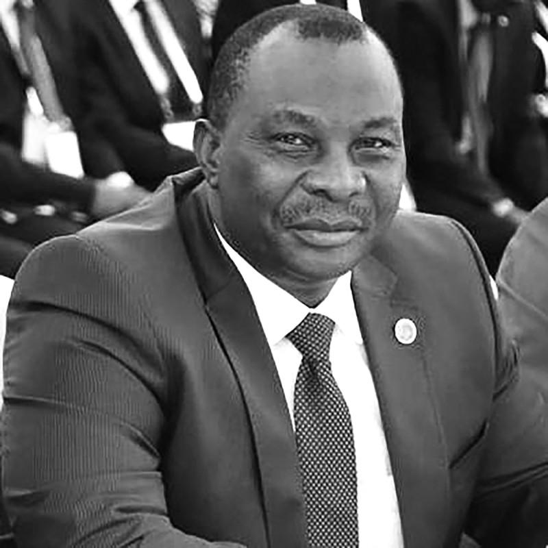 Kobenan Kouassi Adjoumani, porte-parole du Rhdp. (DR)
