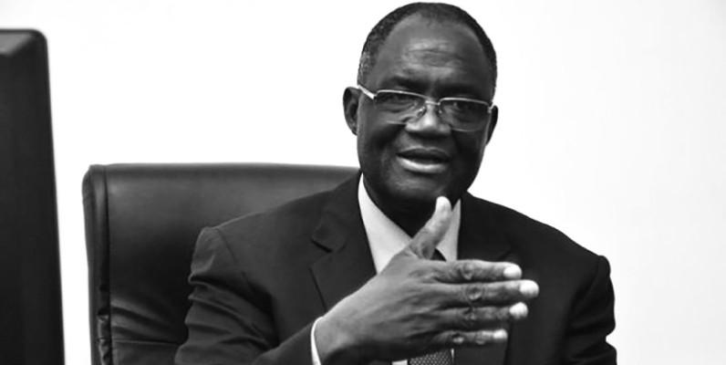Maurice Kakou Guikahué, Secrétaire exécutif du Pdci-Rda. (DR)