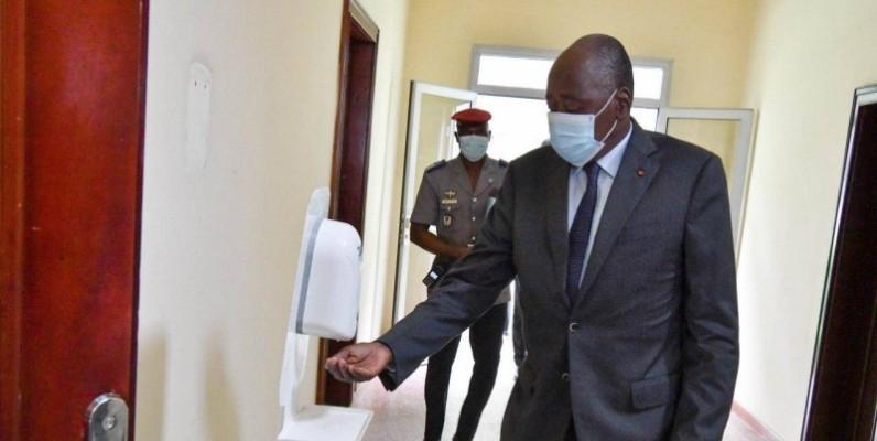 Le Premier ministre,Amadou Gon Coulibaly. (DR)