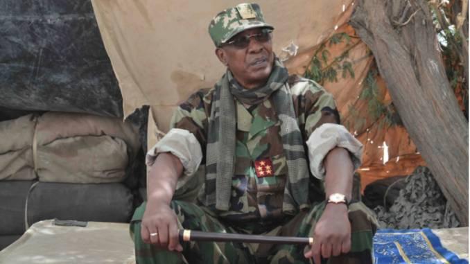 Idriss Deby Itno