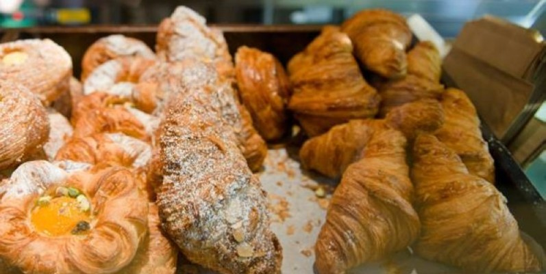 Pour des croissants commandés par sa petite amie, un homme a failli se faire enfermer. (DR)