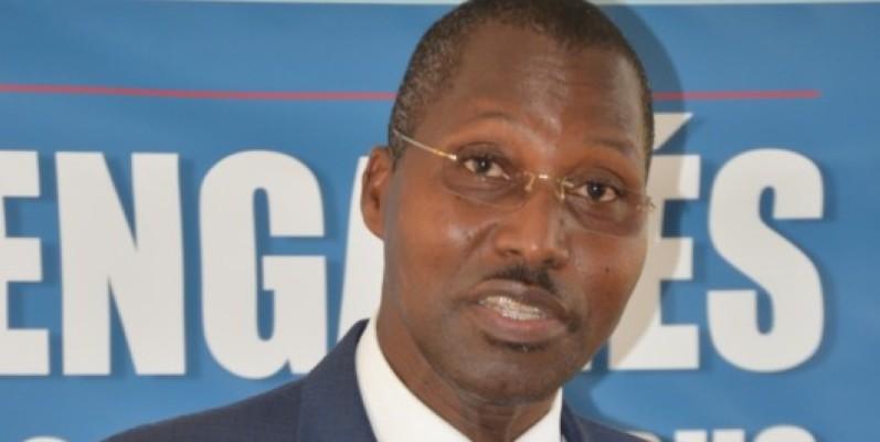 Le professeur Bénié Bi Vroh Joseph, directeur général de l'Insp. (DR)