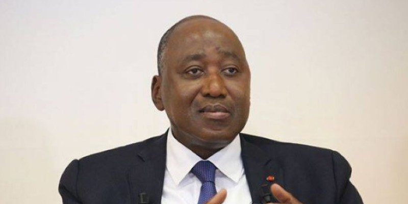 Le Premier ministre a annoncé un Plan de soutien social et économique estimé à 1700 milliards de FCFA. (Dr)