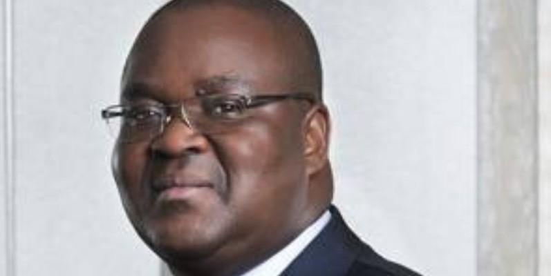 Edoh Kossi Amenounve, nouveau président de l'Asea. (DR)