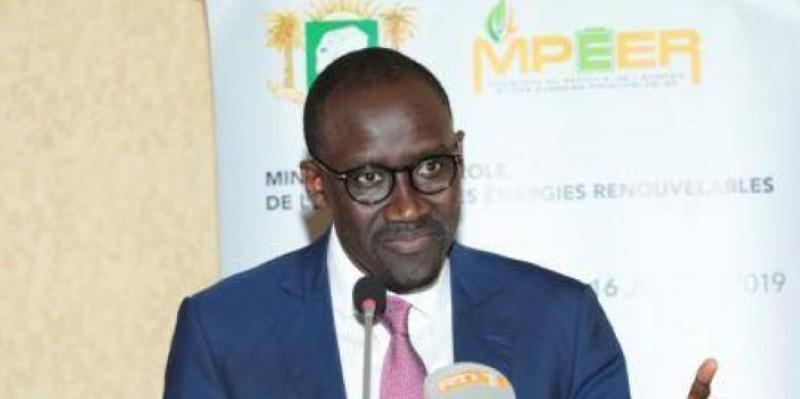 Abdourahmane Cissé a donné quelques détails sur les abonnés en mode prépaiement, lors d'une conférence. (Dr)