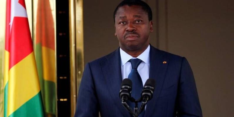 Faure Gnassingbé, Président togolais prend de nouvelles dispositions contre le Covid-19. (DR)