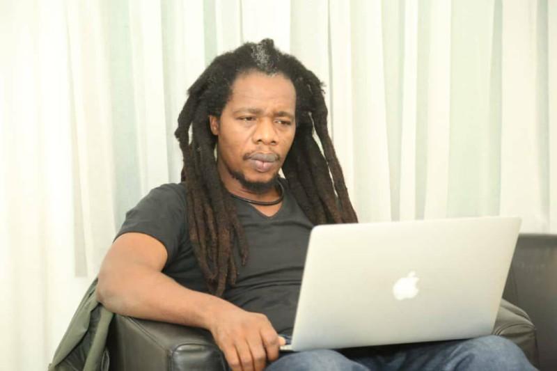 Mareshal Zongo, secrétaire général du Comité ad hoc de crise des artistes de Côte d'Ivoire contre le COVID-19