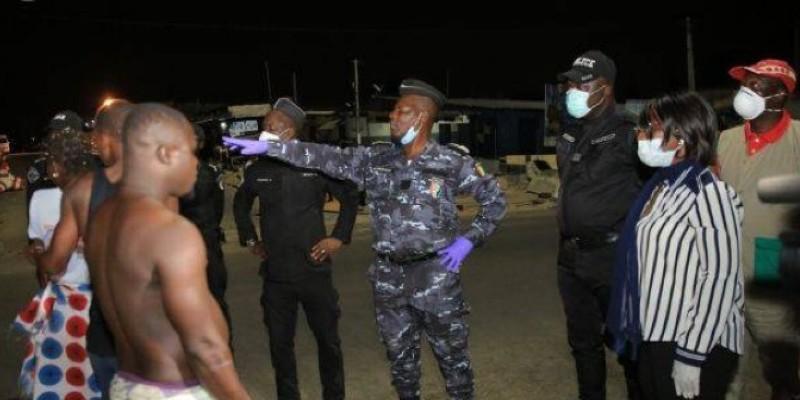 La police est également intervenue pour des cas d'évacuation d'urgence à l'hôpital. (image d'archive)