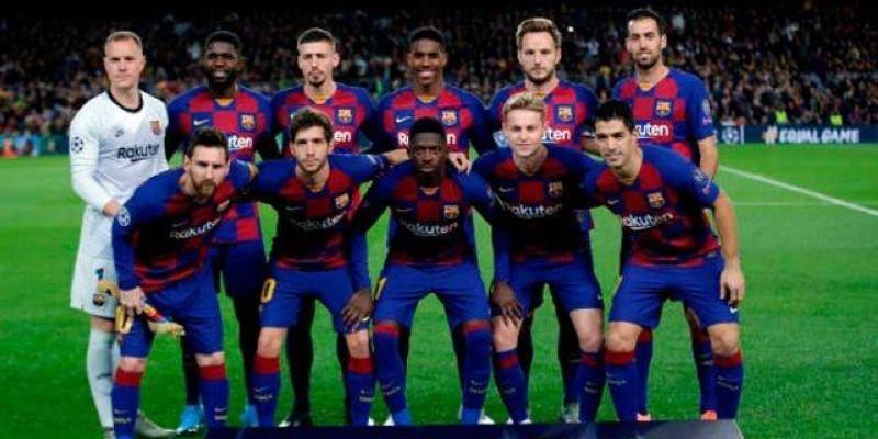 Fc Barça touché pour la troisième fois au covid-19 (DR)