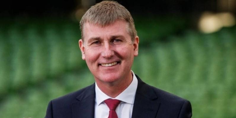 L'entraîneur Stephen Kenny.