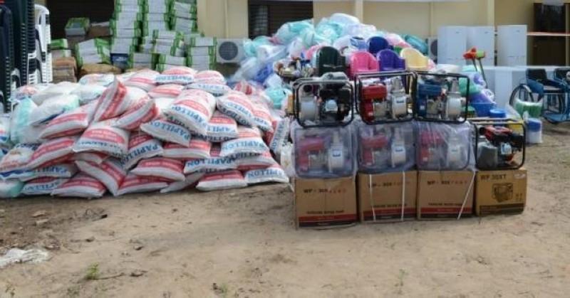 Il faut créer un comité chargé de recueillir les dons dans notre pays qui est en guerre. (DR)