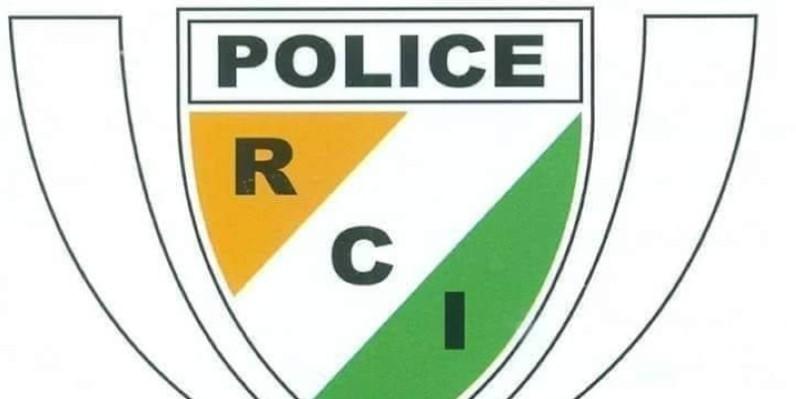 La police fait le point du couvre-feu de la nuit de samedi 4 avril. (DR)