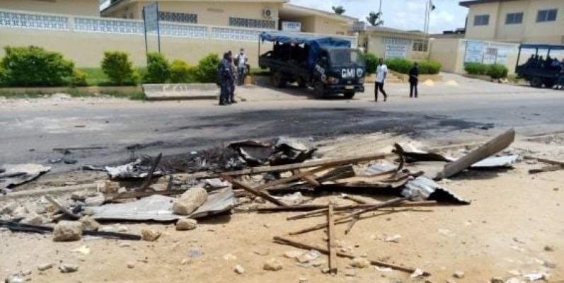 Le manque de communication a mis à mal le projet de construction d'un site à Yopougon Toits rouges. (Thierry Kouassi)