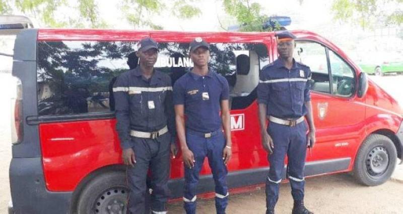 Les sapeurs-pompiers sont à la disposition des populations. (DR)