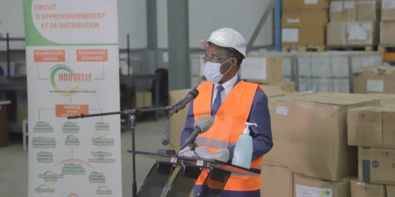 Aka Aouélé ont réitéré l'appel du Chef de l'État à la discipline pour faire face à la pandémie. (Dr)