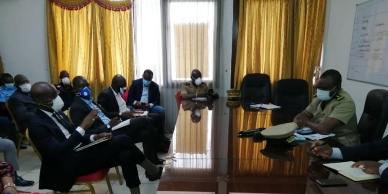 Vue la multiplication des activités sur le terrain, le Préfet d'Abidjan et les maires ont revu leur stratégies pour être plus efficace. (DR)