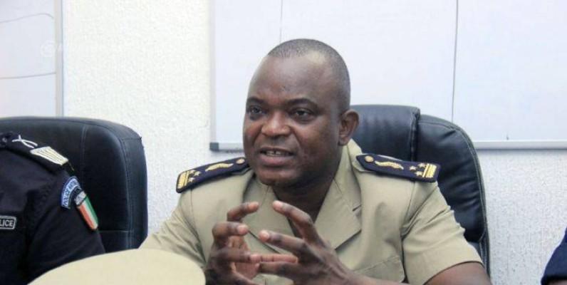 Vincent Toh Bi, préfet d'Abidjan (Ph: Dr)