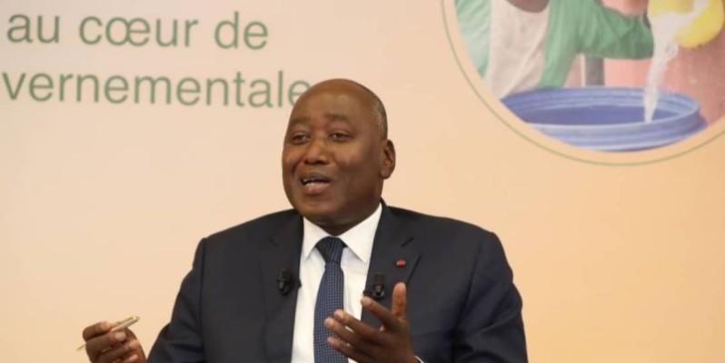 Le Premier ministre Amadou Gon Coulibaly. (DR)