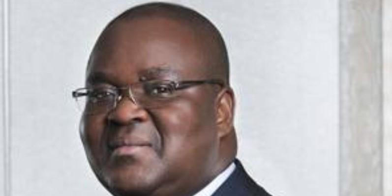 Edoh Kossi Amenounve, directeur général de la BRVM et du DC/BR (DR)
