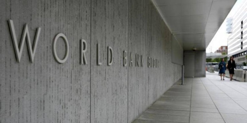 Le siège du Groupe de la Banque mondiale. (DR)