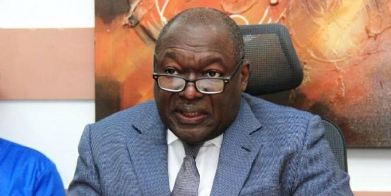 Dr Boguifo Joseph, président de l'Association des cliniques privées de Côte d'Ivoire (Acpci). (DR)