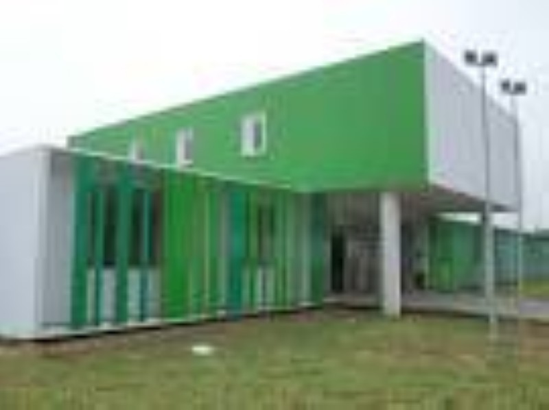 L'Hôpital Didier Drogba situé à Attécoubé mis au service de la lutte contre le covid-19 (DR)
