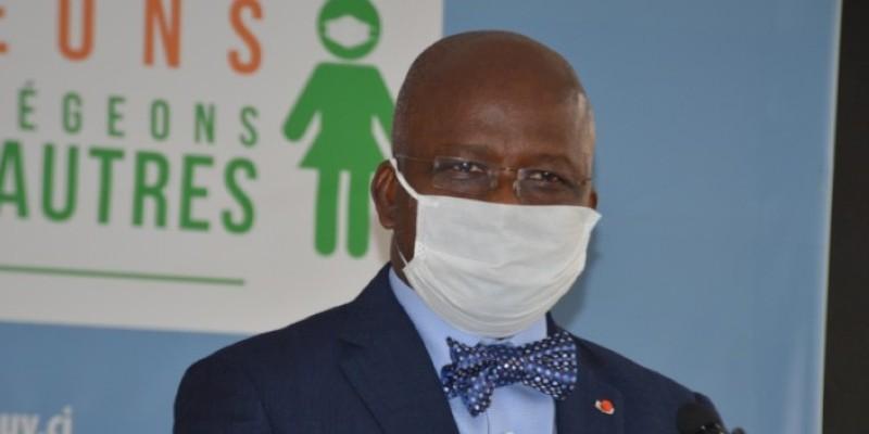 Le ministre des Ressources animales et halieutiques (Mirah), Moussa Dosso. (Dr)