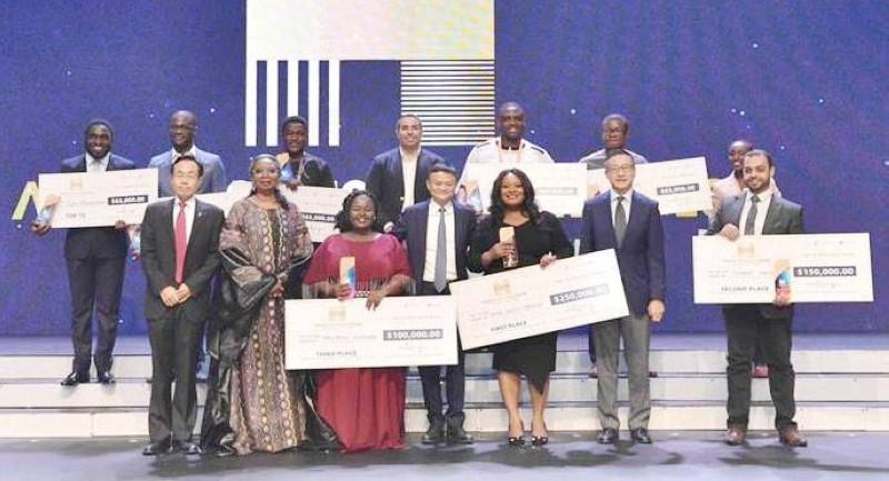 La Fondation Jack Ma a lancé la deuxième édition du prix « Africa's Business Heroes ». (DR)
