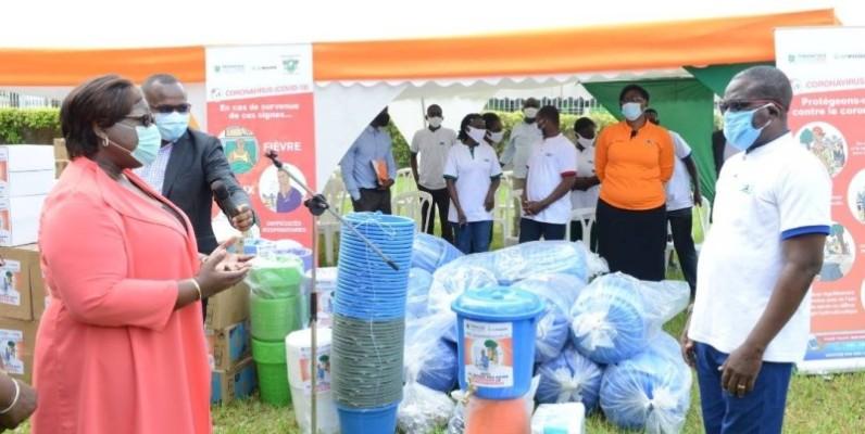 Des dons seront faits aux populations des zones rurales au cours de cette campagne de sensibilisation. (DR)