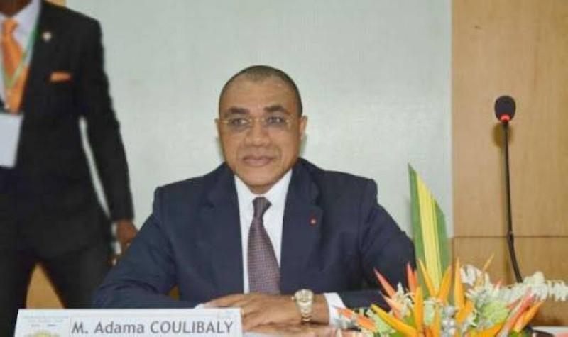 Le Fss-Covid-19 est sous la tutelle du ministre de l'Economie et des Finances, Adama Coulibaly. (DR)
