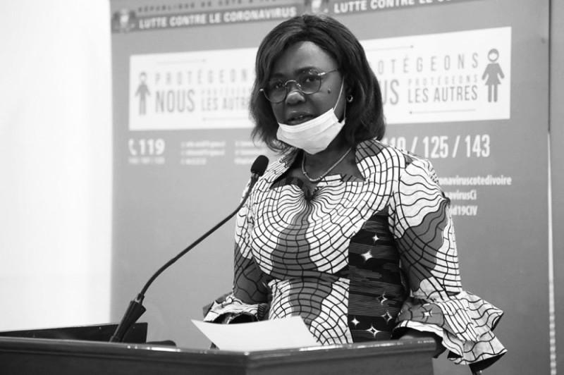 Nialé Kaba, ministre du Plan et du Développement. (DR)
